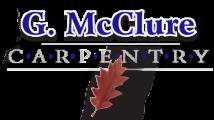 G. McClure Carpentry - Milton Ontario
